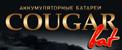 аккумуляторы Cougar Bat