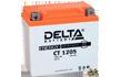 мото аккумуляторы Delta